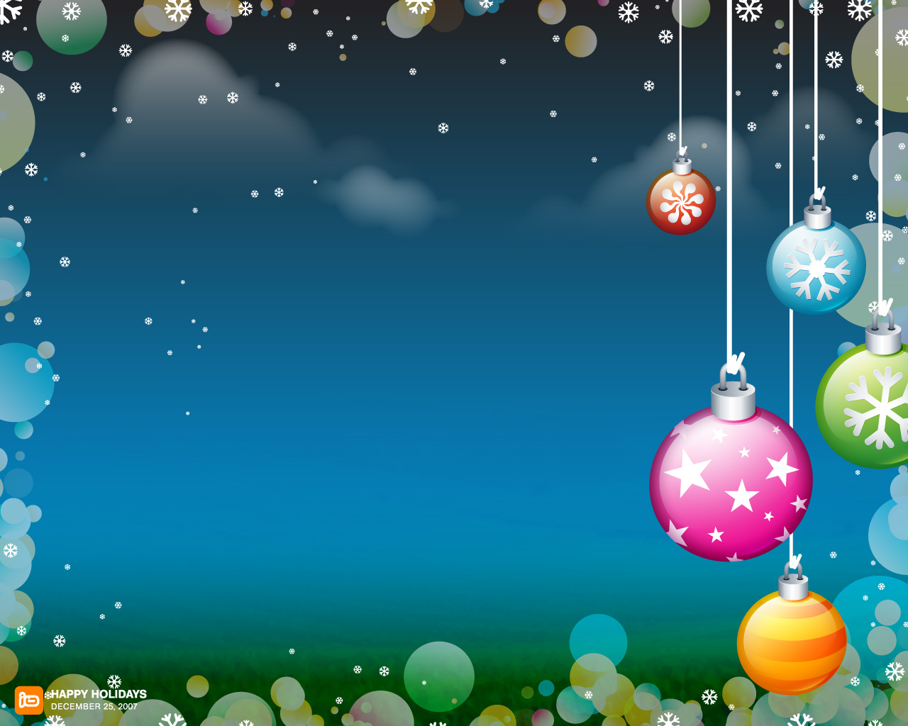 Christmas decorations vector wallpaper terry howerton for Christmas decoration websites